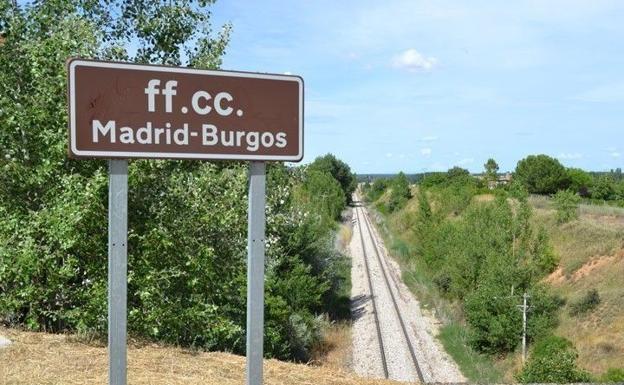 La línea férrea sigue cerrada/BC