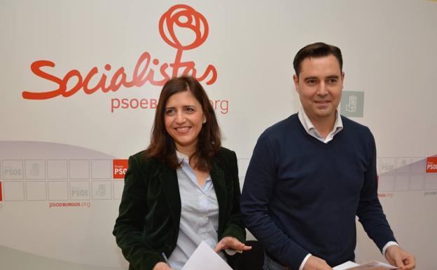 Esther Peña y Daniel de la Rosa hicieron balance del año/GIT