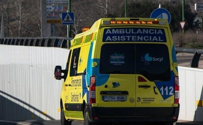 Ambulancia del Sacyl/JAQ