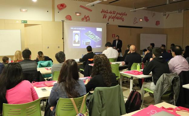 Jornada celebrada en la Universidad Isabel I