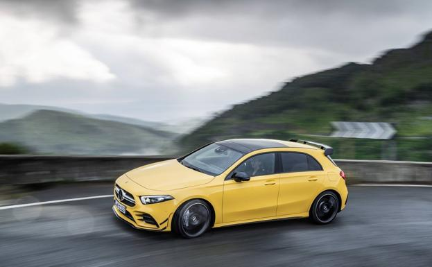 Mercedes-AMG A 35 4Matic