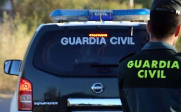 Un agente de la Guardia Civil./Archivo