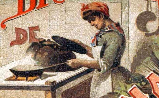 Mujer Cocina Y Machismo En El Siglo Xix Burgosconecta