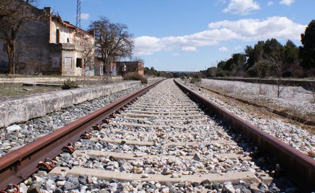 La Plataforma por el Tren Directo se une a la manifestación de la España Vaciada