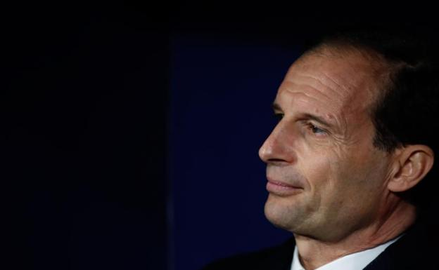 Massimiliano Allegri./EP