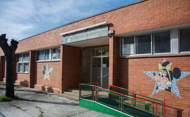 La nueva escuela infantil de Río vena sigue sin desarrollarse. /