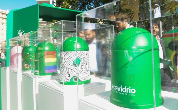 El reciclaje, uno de los principios de la Economía Circular. /Rodrigo Jiménez