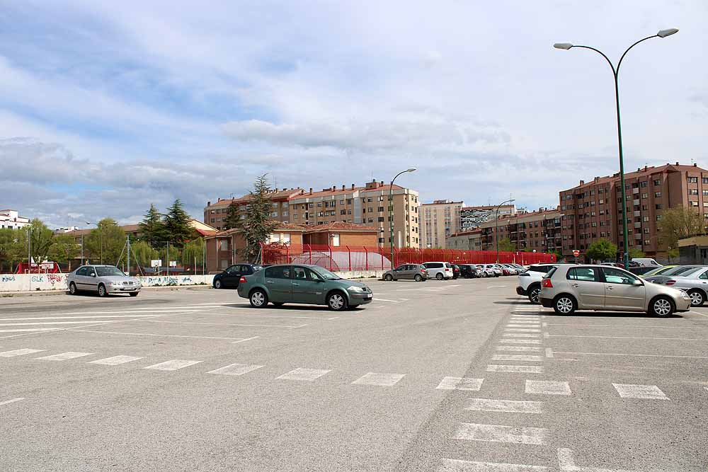 El Plan Gamonal plantea diferentes propuestas para dar solución a uno de los grandes problemas del barrio./Patricia Carro
