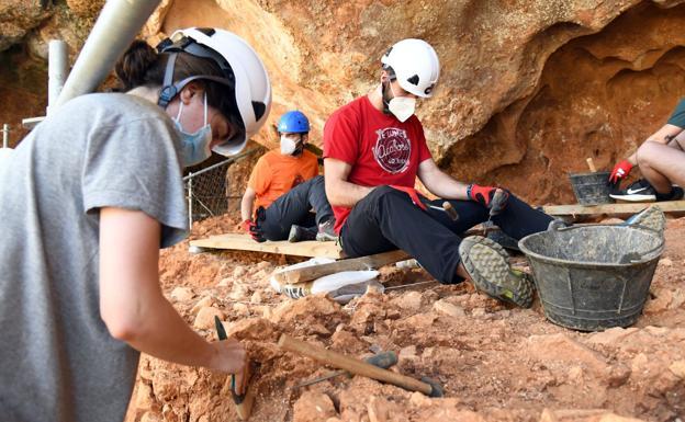 La campaña de excavaciones ya ha comenzado. /Ricardo Ordóñez / ICAL